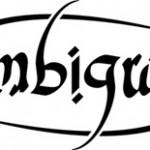 Palíndromos y Ambigramas