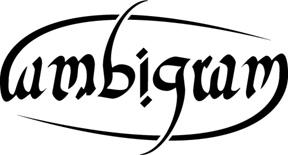 Punya mishra ambigram1 Palíndromos y Ambigramas