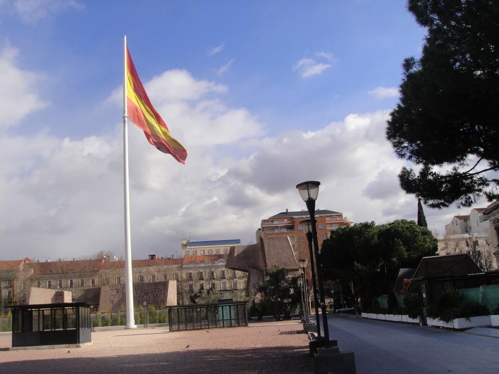 DSC04173 1024x768 La bandera española más grande del mundo
