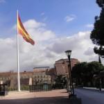 La bandera española más grande del mundo