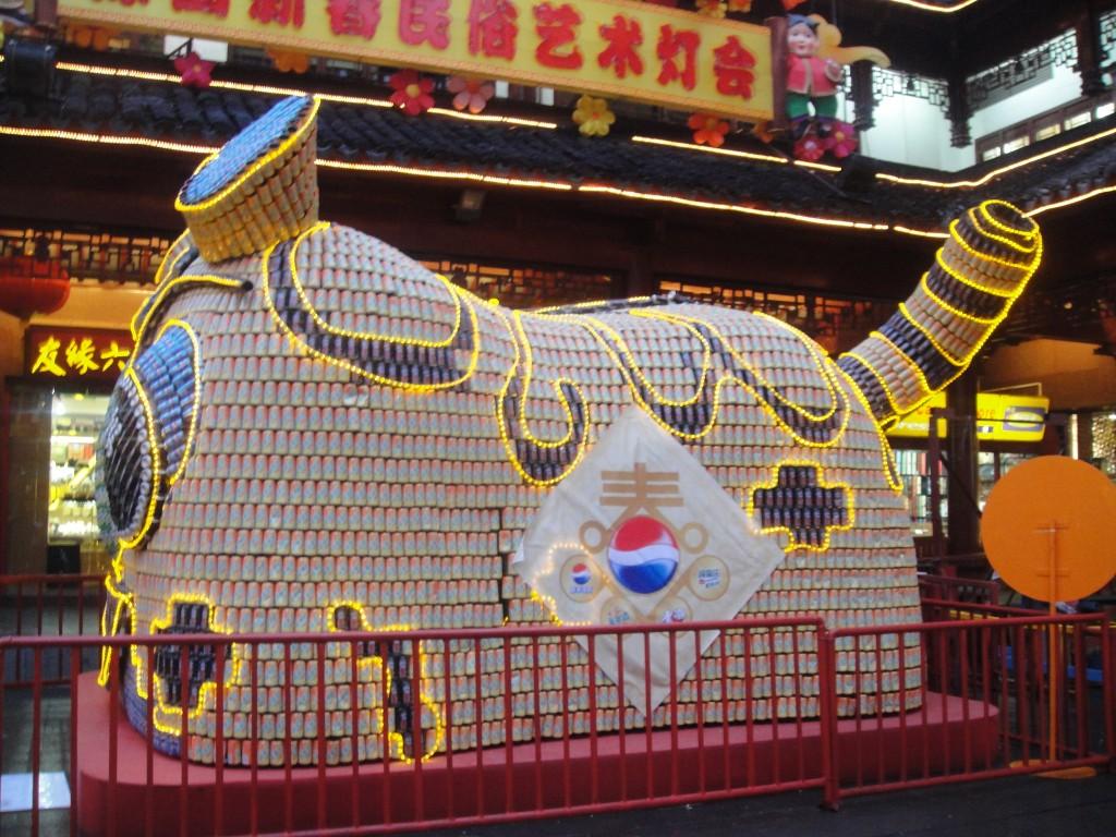 tigre latas 1024x768 Contaminación ganadera y pedos de vaca
