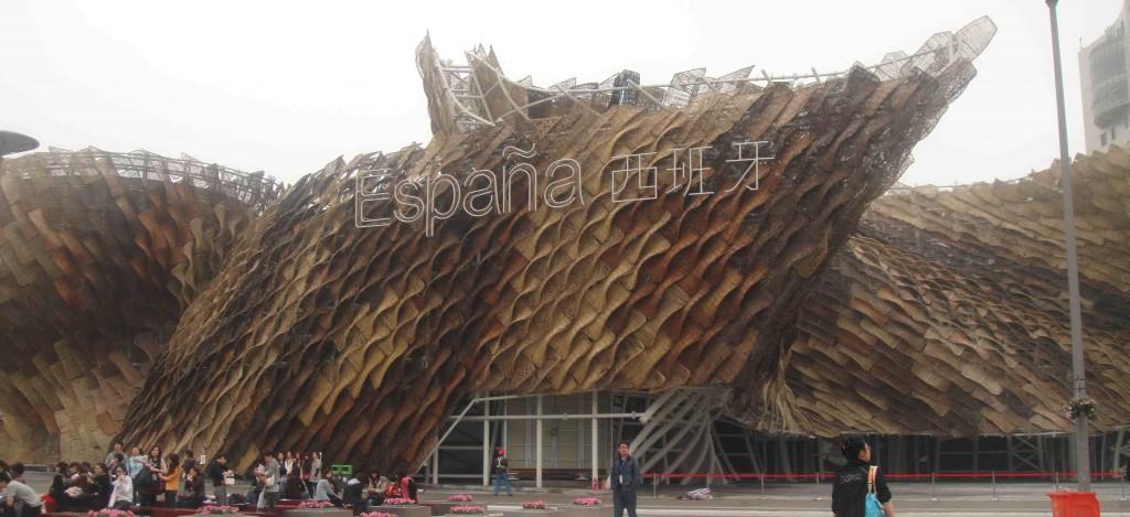 pabellón españa shanghai 1024x469 Expo Shanghai 2010