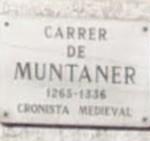La edad media en el medievo y los 71 años de Muntaner